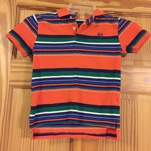 ⭐️ Like new! Boys Chaps polo shirt